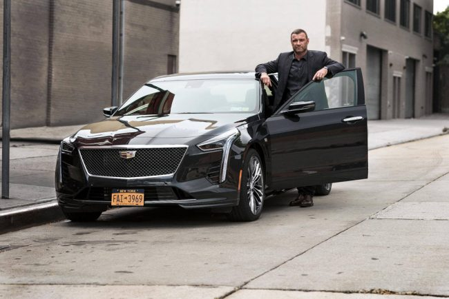 Cadillac CT6 VSeries
