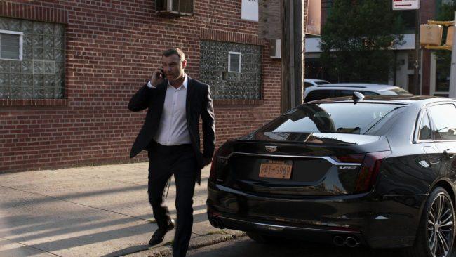 Рэй и его машина