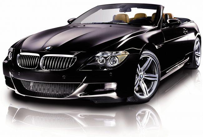 Кабриолет BMW