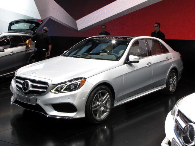 Mercedes-Benz Е-класса
