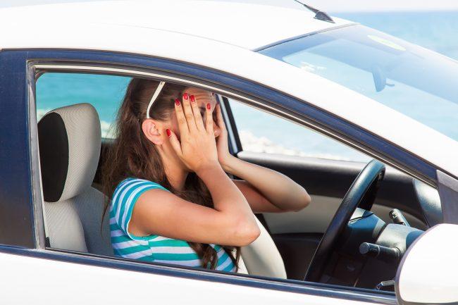 12 признаков, чтобы понять, что вождение — это не мое