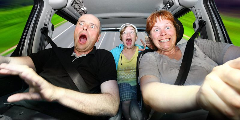 водитель боится за рулем