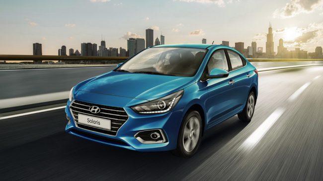 Самые популярные машины в России в 2019 году