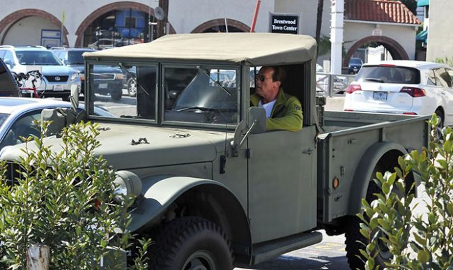 Какие машины у Арнольда Шварценеггера