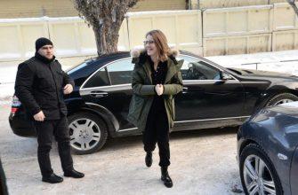 Машина Ксении Собчак - на чем ездит самая неоднозначная теледива России