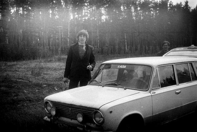 Машина Александра Новикова ? на чем ездит уважаемый исполнитель шансона