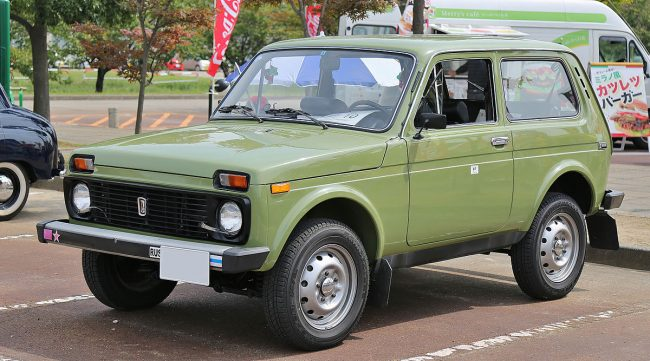 Машина Родиона Газманова