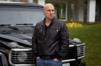 Машина Дмитрия Нагиева - на чем ездит самый знаменитый телеведущий России