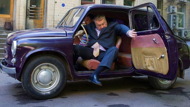 Машины Владимира Жириновского