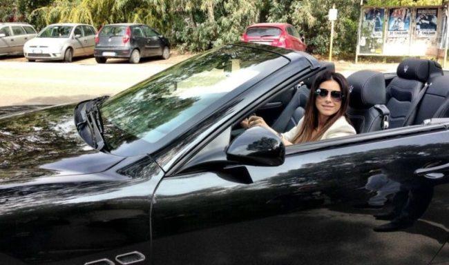 Машины Ани Лорак — сколько стоит автопарк звездной певицы