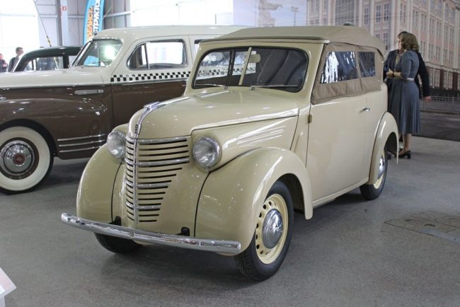 Модель КИМ-10–51