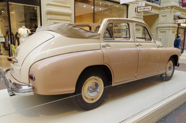 Модель ГАЗ-М20