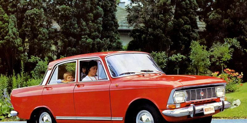 5 советских автомобилей, о настоящем происхождении которых мало кто знает