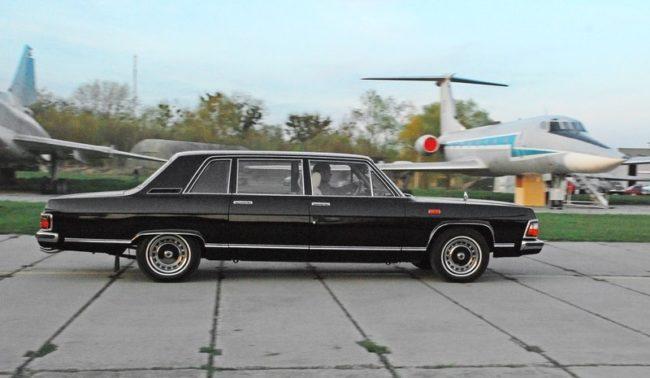 Машина Александра Лукашенко — на чем ездит президент Республики Беларусь