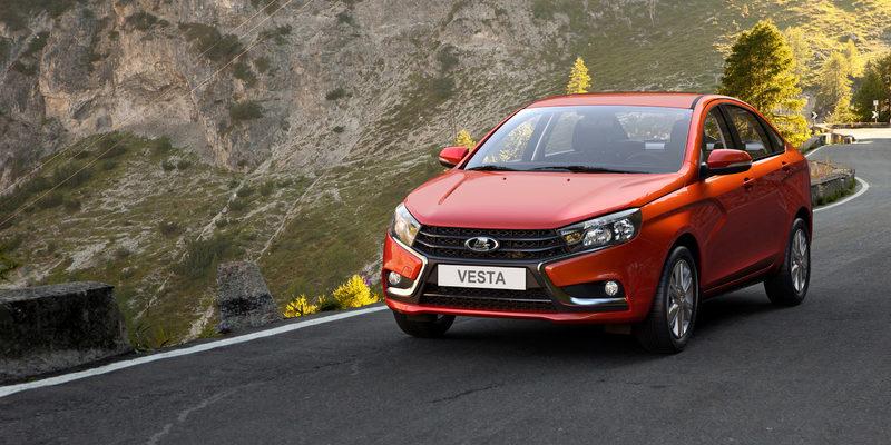 5 машин, которые ничем не хуже Lada Vesta Sport