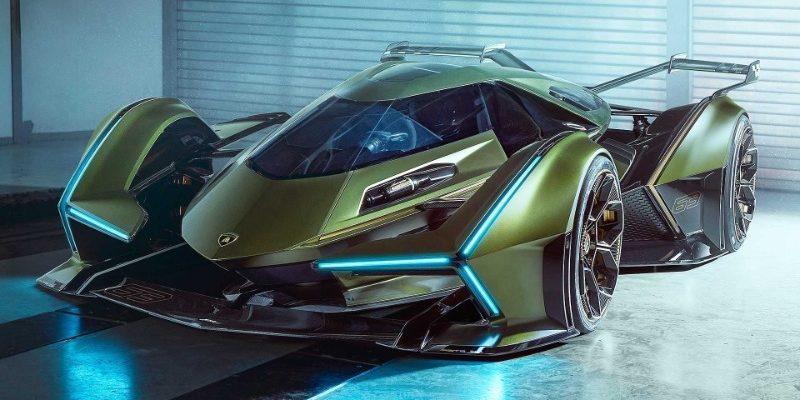 Lamborghini создала суперкар, который предназначен только для геймеров