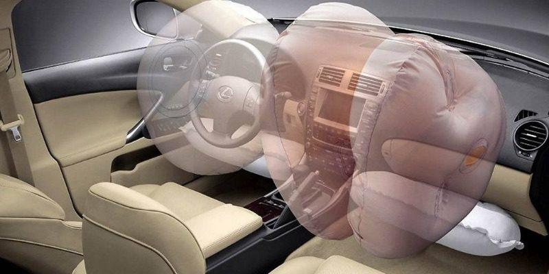 На каких автомобилях установлены взрывающиеся подушки безопасности: 1,5 миллиона машин только в России